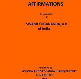 Scientific Healing Affirmations  2014 Reprint of the 1925 2nd Edition download PDF, EPUB, Kindle