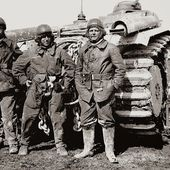 Char B1 and B1 bis - French and German versions (gun and flamm tanks) - case report