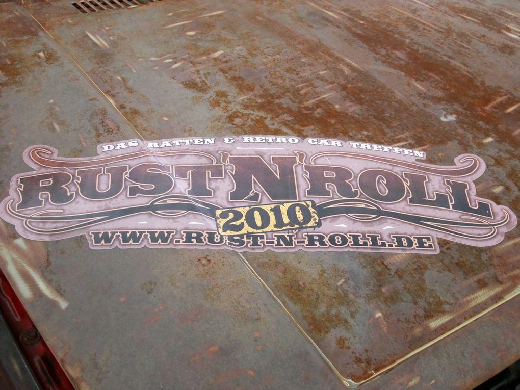 Rust and Roll 2010 in Pößnek