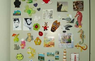 mes magnets