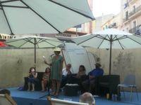 Images du festival Voix Vives à Sète