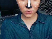 Maquillage Biche