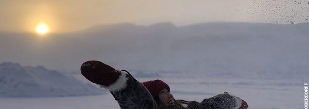 """""""Groenland : Les fils du soleil et de la lune"""", documentaire inédit ce soir sur Ushuaïa TV"""