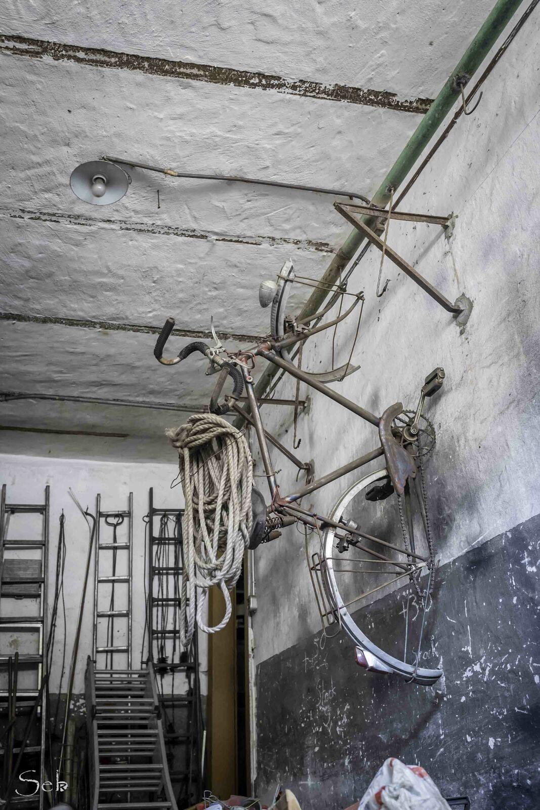 Urbex Alsace, La maison du ramoneur.