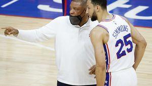 Doc Rivers souhaite persuader Ben Simmons de rester à Philadelphie