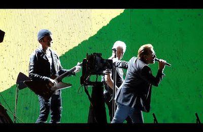 U2- Joshua Tree Tour - 25/10/2017 -Sao Paulo -Brésil - Morumbi Stadium #4