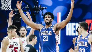 En mode MVP, Joel Embiid éteint le Heat avec 45 points, 16 rebonds, 4 passes et 5 interceptions