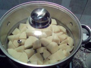 Soupe goulache hongroise
