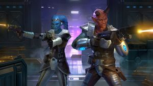 ANNONCE DU CHAPITRE PILLAGES ET PROFITS DANS Star Wars™: THE OLD REPUBLIC