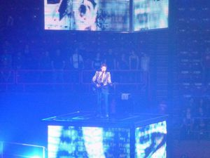 Time is Running Out: Muse à Bercy