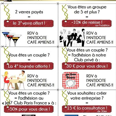 Bon plan pour couple à Amiens