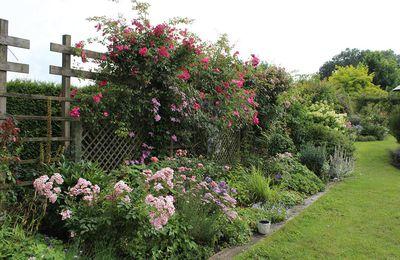 Ouverture de mon jardin le 02 août