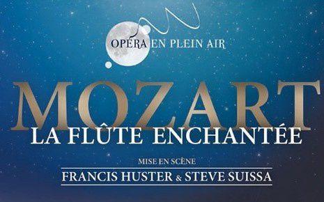"""Opéra : """"La flûte enchantée"""" le samedi 14 septembre à 22h45 sur Paris Première"""