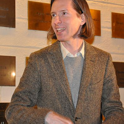 Wes Anderson !