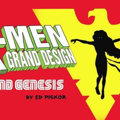 X-MEN GRAND DESIGN - SECONDE GENESE