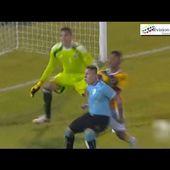 Uruguay vs Colombia 1-0 - Gol Aramburri - Sudamericano Sub 20 - 15/Enero/2015