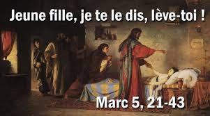 Evangile du Dimanche 27 Juin « Je te le dis, lève-toi ! » (Mc 5, 21-43) #parti2zero #evangile