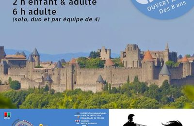 Course Domitia roller skating, le vendredi 8 mai à Carcassonne
