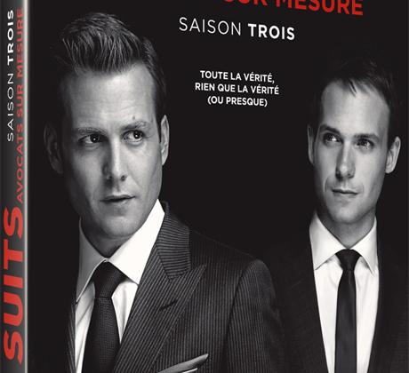 Suits - Saison 3 (DVD)