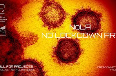 Appel à projets – Nola – No Lockdown Art 2020
