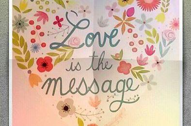 L'amour est notre force commune, relions-nous