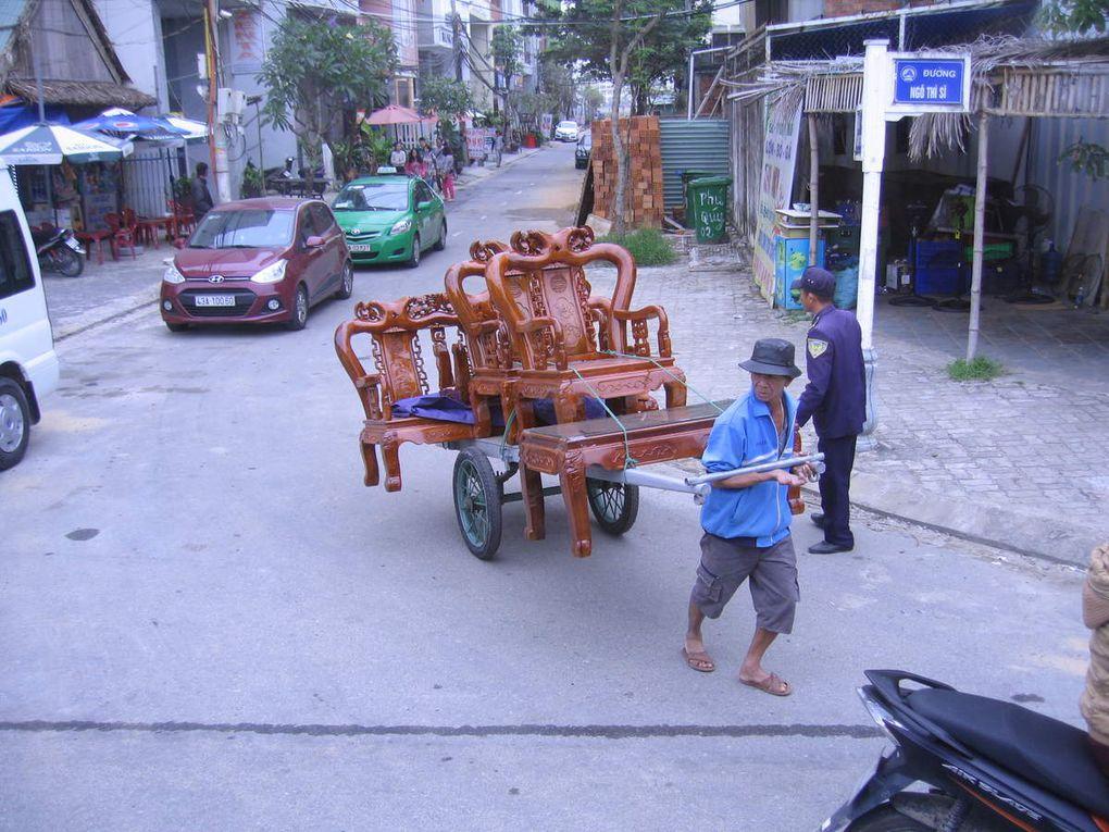 Voyage au VIETNAM - CAMBODGE, retour par Bangkok