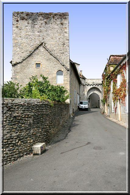 Diaporama fortifications- Sauveterre de Béarn
