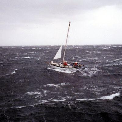 Les allures de sauvegarde d'un voilier (1/3) - Les Capes