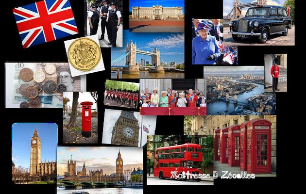 Anglais : PowerPoint des monuments et aspects culturels UK/USA (MS/GS/CP/CE1...)