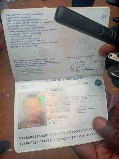 Ce mercenaire voulait assassiner le président TOUADERA ARCHANGE pour la France coloniale