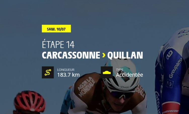 Tour de France 2021 à la TV : 14ème Etape samedi, sur quelles chaînes et à quelle heure ?