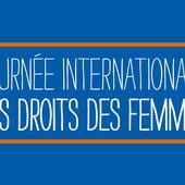 Journée internationale des droits des femmes 2017