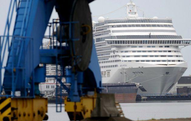 Une commande de paquebot à 1,2 milliard d'euros pour les Chantiers de l'Atlantique