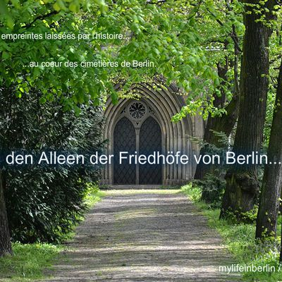 In den Alleen der Friedhöfe von Berlin... II