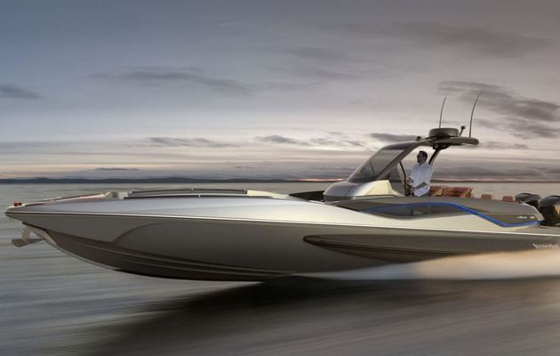 With New Hawk 38, Sunseeker returns to its performance roots