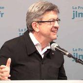 VIDÉO - Discours de Jean-Luc Mélenchon à Boulogne-sur-Mer