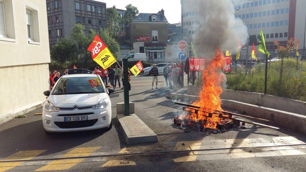 Journée de grève du mardi 7 juin