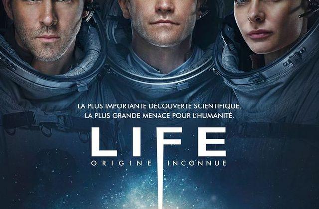 Critique Ciné : Life - Origine Inconnue (2017)