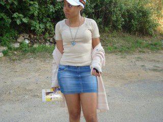 Photos volées de filles qui servent d'appat