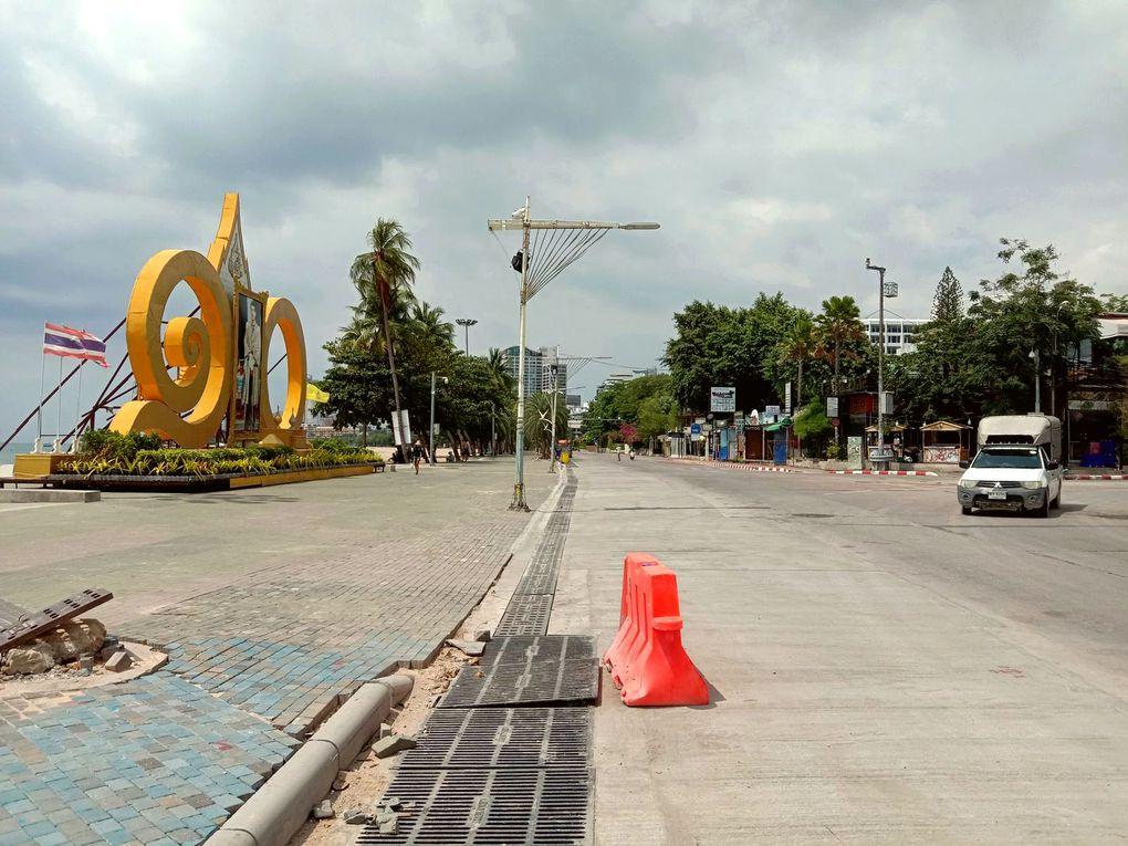 "Petite balade dans Pattaya, ""cité interdite""."