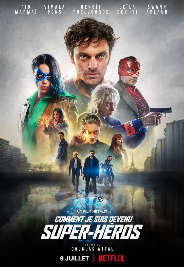 Critique Ciné : Comment je suis devenu super-héros (2021, Netflix)