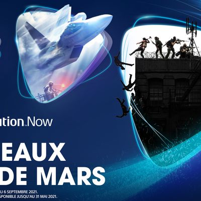 [ACTUALITE] PlayStation - Les jeux PlayStation Now de mars 2021