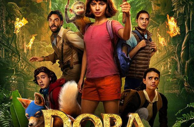 Critique Ciné : Dora et la cité Perdue (2019)