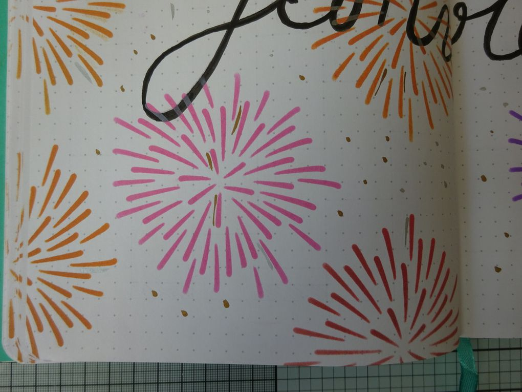 [Bullet Journal] Plan With Me : Janvier 2019
