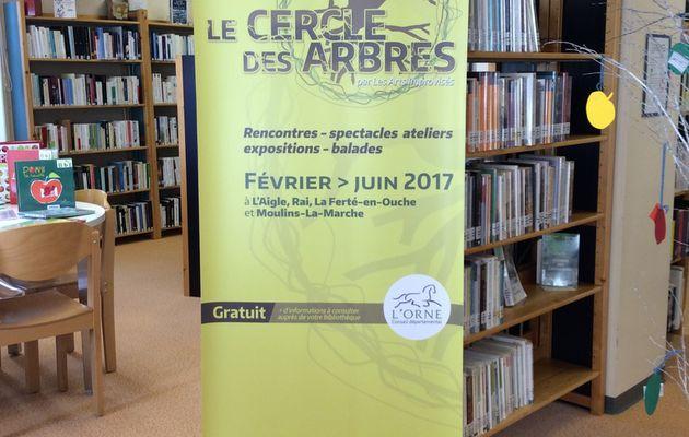 Le Cercle des Arbres : les artistes sont à Rai du 10 au 14 avril !