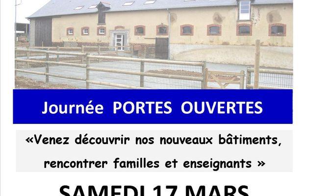 """Annoncez la journée """"portes ouvertes"""" du 17 mars 2012 !"""