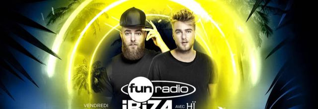 Showtek rejoint le line-up de la Fun Radio Ibiza Experience 2020