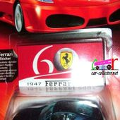 FERRARI 456 M HOT WHEELS 1/64. - car-collector.net: collection voitures miniatures