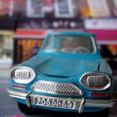 CITROEN AMI 8 1969 BLEU TURQUOISE NOREV 1/43 - car-collector.net