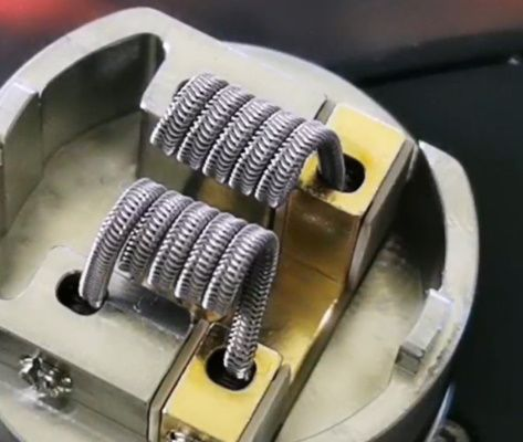 Tuto - Build - Comment faire son coil Alien Interlock ?